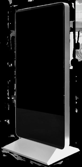 Custom made Skyled background led πινακίδες slider grevenart s+ design