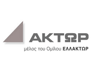 Aktor logo collaborator Skyled Άκτωρ λογότυπο συνεργάτες