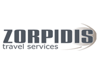 Zorpidis travel services logo collaborator Skyled Ζορπίδης λογότυπο συνεργάτες