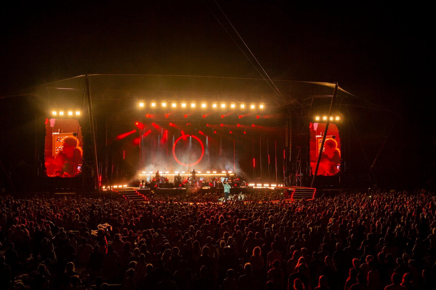 led wall screen skyled concert γιγαντοθόνη λεντ συναυλίες εκδηλώσεις